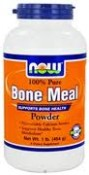 Now Foods Bone Meal Powder 1 lb (454 g)