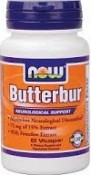Now Foods Butterbur 60 Veggie Caps
