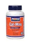 Now Foods Cal-Mag Stress Formula 100 Tablets
