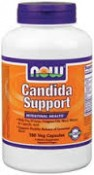 Now Foods Candida Support 180 Veggie Caps