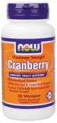 Now Foods Cranberry Standardized 90 Veggie Caps