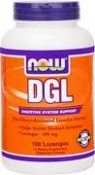 Now Foods DGL 100 Lozenges