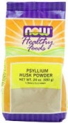Now Foods Healthy Foods Psyllium Husk Powder 24 oz (680 g)