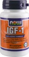 Now Foods IGF-1 30 Lozenges