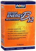 Now Foods Instant Energy B12 2.65 oz (75 g)