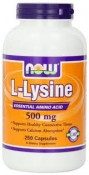 Now Foods L-Lysine 250 Capsules