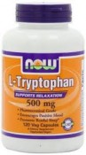 Now Foods L-Tryptophan 120 Vcaps