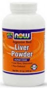 Now Foods Liver Powder 12 oz (340 g)