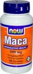Now Foods Maca 500 mg 100 Capsules