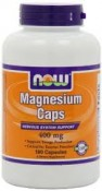 Now Foods Magnesium Caps 180 Capsules