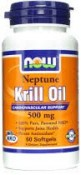 Now Foods Neptune Krill Oil 60 Softgels