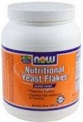 Now Foods Nutritional Yeast Flakes 10 oz (284 g)