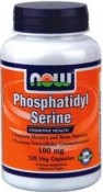 Now Foods Phosphatidyl Serine 120 Vcaps