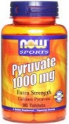 Now Sports Pyruvate 90 Tablets