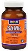 Now Foods SAMe 60 Tablets