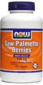 Now Foods Saw Palmetto Berries 250 Capsules