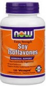 Now Foods Soy Isoflavones 120 Vcaps