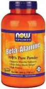 Now Sports Beta-Alanine Powder 17.6 oz (500 g)