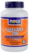 Now Foods TestoJack 200 120 Veggie Caps