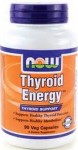 Now Foods Thyroid Energy Thyroid Support 90 Veggie Caps