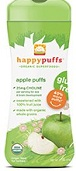 Nurture Happy Baby Happypuffs Organic Superfoods Apple Puffs 2.1 oz (60 g)