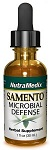 NutraMedix Samento Microbial Defense 1 fl oz 30 ml NutraMedix: $10 Coupon Code* & 42 Reviews