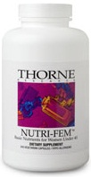 Thorne Research Nutri Fem Reviews