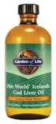 Garden of Life Olde World Icelandic Cod Liver Oil 8 fl oz