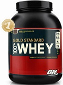 Optimum Nutrition 100% Whey Gold Standard Double Rich Chocolate 2 lb (909 g)