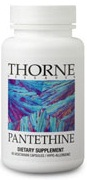 Thorne Research Pantethine Reviews