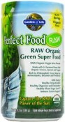 Garden of Life Perfect Food RAW Organic Green Super Food 8.5 oz (240 g)