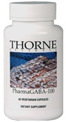 Thorne Research PharmaGABA-100 Reviews