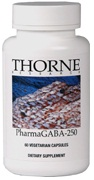 Thorne Research PharmaGABA-250 Reviews