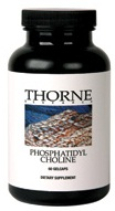 Thorne Research Phosphatidyl Choline Reviews