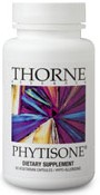 Thorne Research Phytisone Reviews