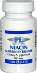 Progressive Laboratories Niacin Sustained Release, 500 mg, 100 Tablets Reviews