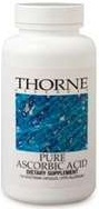 Thorne Research Pure Ascorbic Acid Reviews