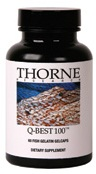 Thorne Research Q-Best 100 Reviews