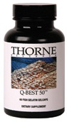 Thorne Research Q-Best 50 Reviews