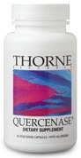 Thorne Research Quercenase Reviews