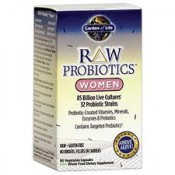 Garden of Life RAW Probiotics Women 90 Veggie Caps