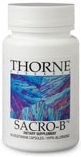 Thorne Research Sacro-B Reviews