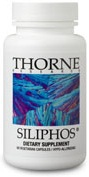 Thorne Research Siliphos Reviews