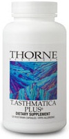 Thorne Research T Asthmatica Plus Reviews