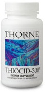 Thorne Research Thiocid-300 Reviews
