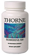 Thorne Research Berberine-500 Reviews