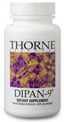 Thorne Research Dipan-9 60 Caps Reviews