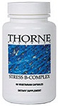 Thorne Research Stress B-Complex 60 Veggie Caps Reviews