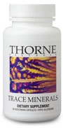Thorne Research Trace Minerals Reviews