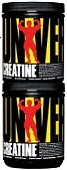 Universal Nutrition Creatine 2 Bottles 200 g Each